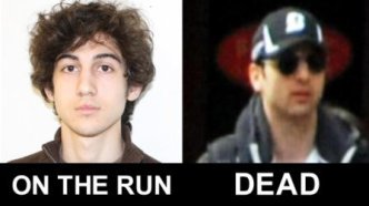 Boston suspect manhunt updates