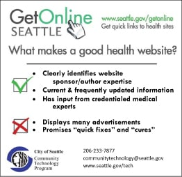 GetOnline Seattle gov