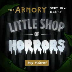 Little Shop of Horrors at The Armory