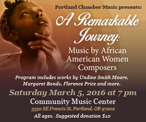 A Remarkable Journey: Music by African American Women Composers