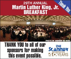 Martin Luther King Jr Breakfast Thank You