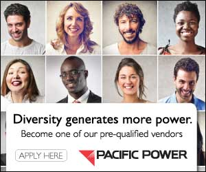 Pacific Power Supplier Diversity