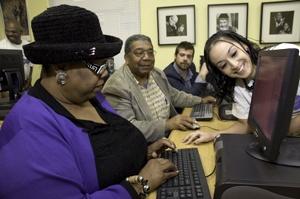 The Skanner News - Sabin CDC Kicks Off New Workforce Computer Lab at
