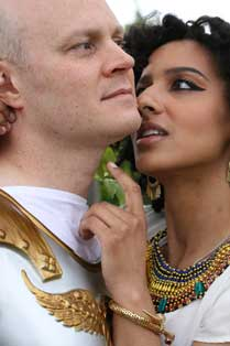 Antony and Cleopatra Seattle parks