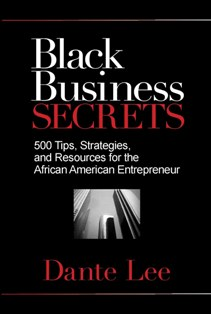 Black business secrets cover
