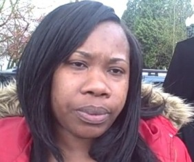 Shaquita Louis appeals for help to find her daughter