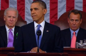 Obama delivers State of Union address