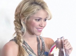 Shakira person of the year