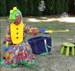 Nikki Brown Clown