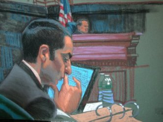 Gilberto Valle in court