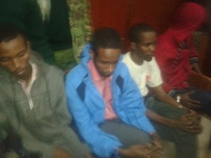 Kenya Mall Attack defendants