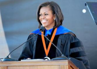 Michelle Obama OSU Commencement speech