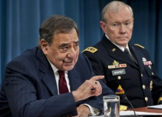 Leon Panetta Defense secretary