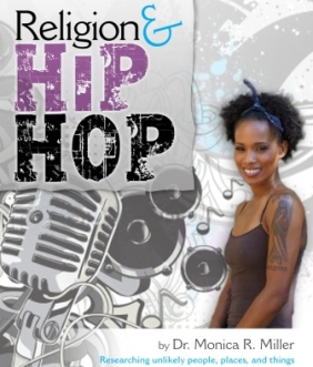 Religion and Hip Hop book jacket