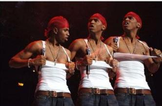 Trey Songz in vest