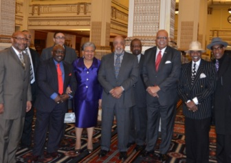 Award winning Black leaders at Portland Prime