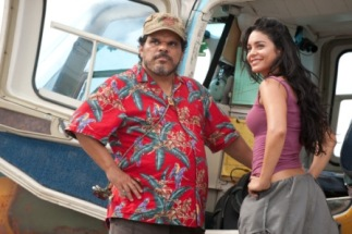 Actor Luis Guzman in Journey