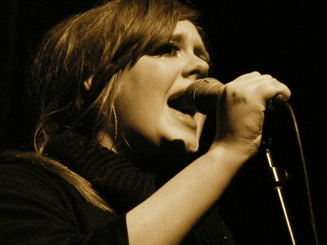 Adele singer digital music success