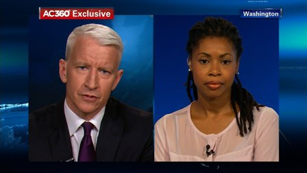Anderson Cooper Amy Carey