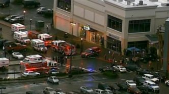 Clackamas Town Center mall shooting