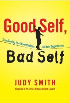 Book jacket Good self Bad Self