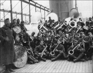 Harlem Hellfighters Band