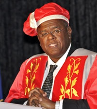 University of the Free State Rector Jonathan Jansen