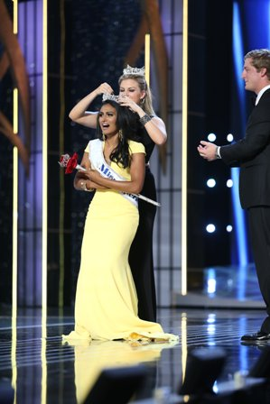 Miss America crowned
