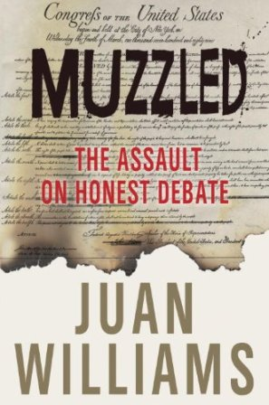 Muzzled Juan Williams