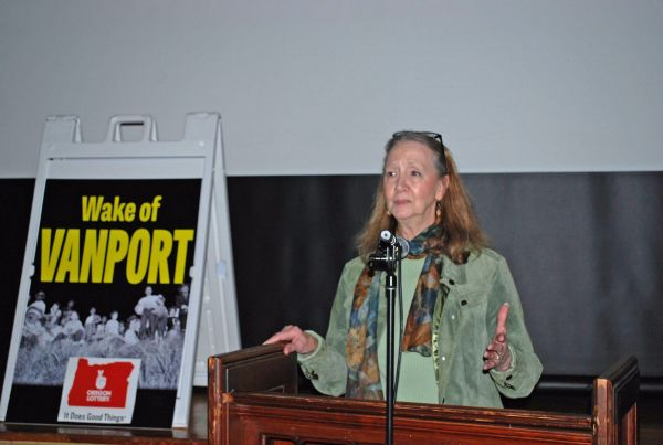 vanport survivor speaks