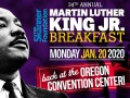 The Skanner Annual Martin Luther King, Jr. Breakfast