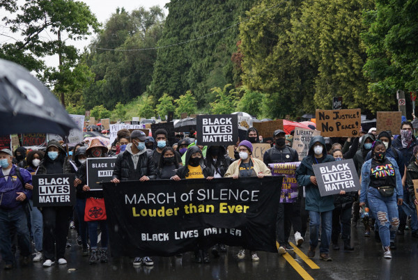 Silent March 2