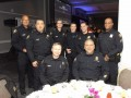 Portland Police Bureau at The Skanner's 31st MLK Breakfast, Portland, Jan. 16, 2017 (Antonio Harris)