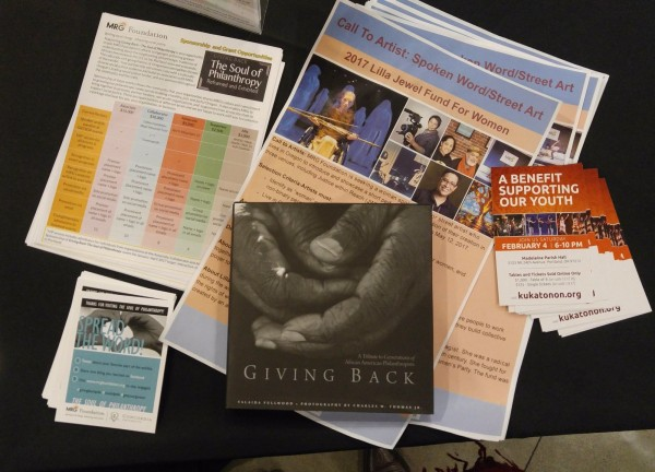 Giving Back: The Soul of Philanthropy