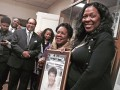 Lenora Carter enshrined