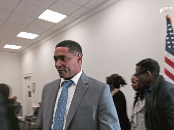 Cedric Richmond, Chair Congressional Black Caucus (D-LA)
