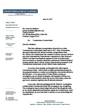 smith attorney letter