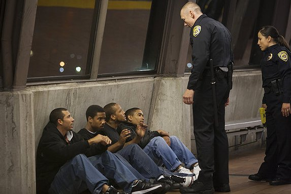 Fruitvale Station movie still