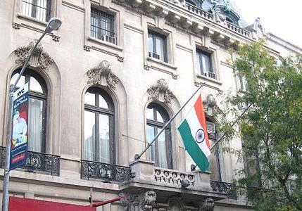 Indian Consulate in New York