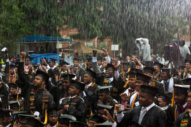Morehouse graduates