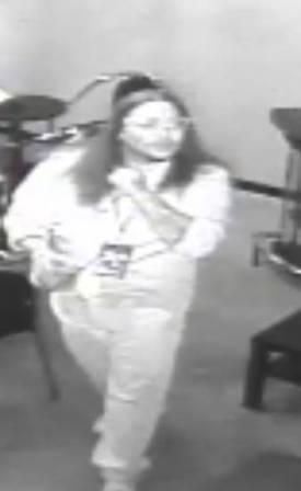 Unidentified witness from surveillance footage