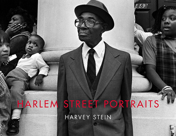 Harlem Street Portraits by Harvey Stein