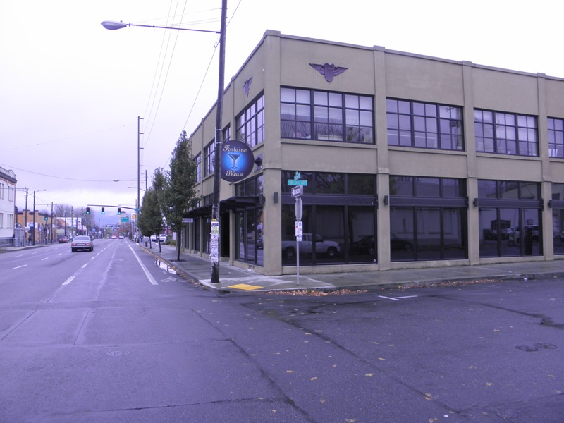 Fontaine Bleau nightclub in Northeast Portland