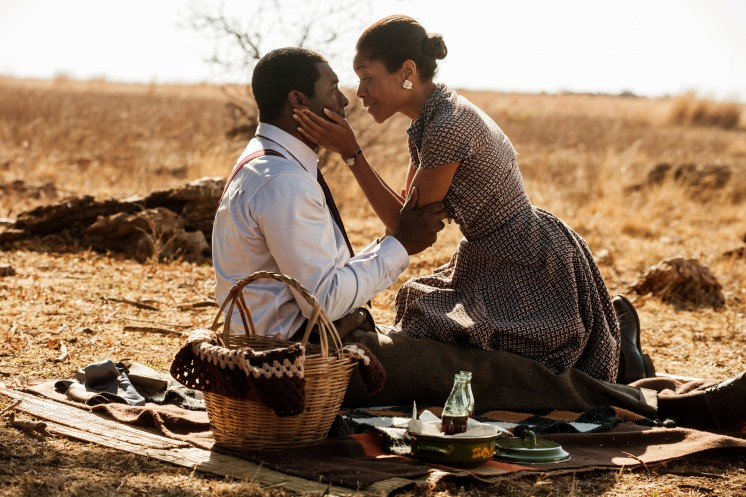 Naomie Harris in Mandela: The Long Walk to Freedom
