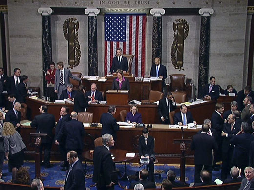 US House Floor