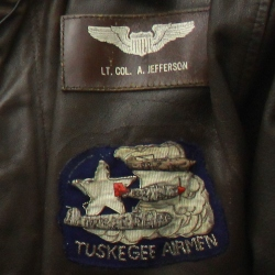 Tuskeegee Airman's patch