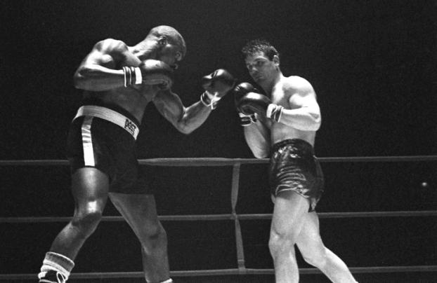 Rubin Carter fight