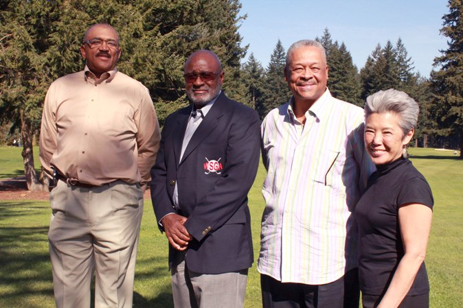 Western States Golf Association officials in Portland
