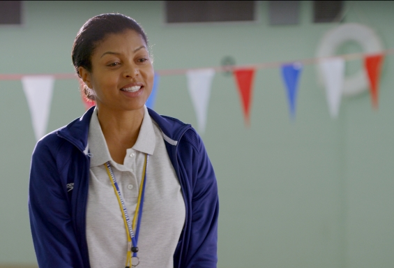Taraji Henson in From the Rough