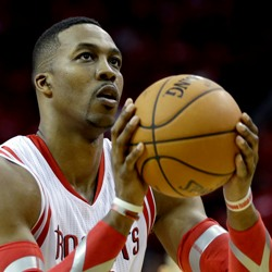 Huston Rockets' Dwight Howard